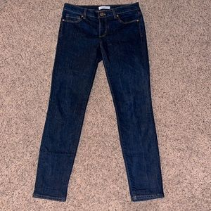 Very nice jeans from the Loft.